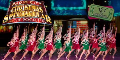 SAB Travel: Radio City Christmas Spectacular tickets