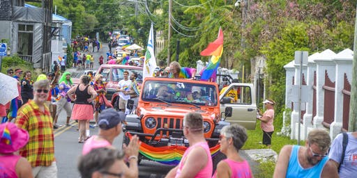 2019 STX Pride Sponsor and Volunteer Appreciation and 2020 Kickoff Party