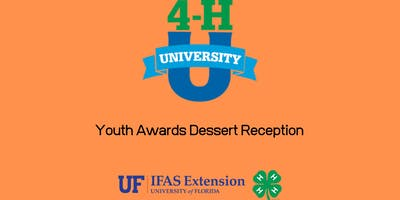 2020 Youth Awards, Dessert Reception at 4-H University