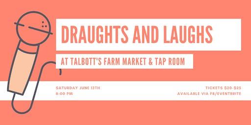 Draughts & Laughs at Talbott's
