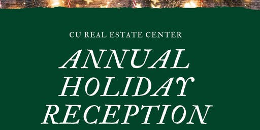 CUREC Holiday Reception sponsored by Academy Bank