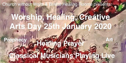 Worship and Healing Day with Bristol Bands & Epiphany Classical Musicians