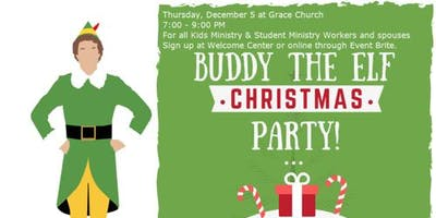 """""""Buddy the Elf"""" Christmas Party"""