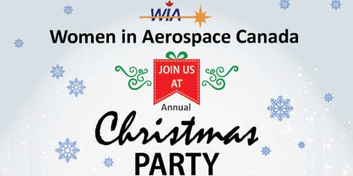 WIA Ontario Annual Christmas Party December 12, 2019