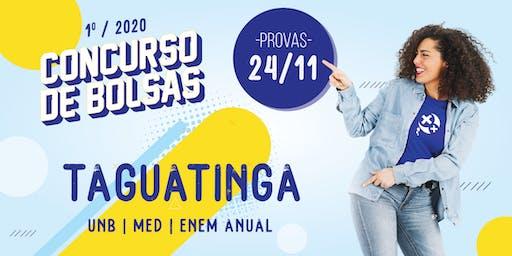 CONCURSO DE BOLSAS- TAGUATINGA