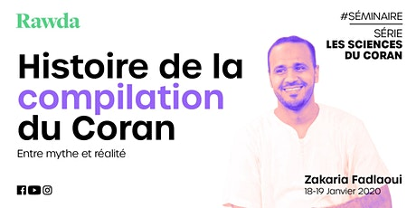Séminaire #Coran - Compilation du Coran tickets
