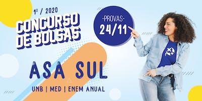CONCURSO DE BOLSAS-  ASA SUL