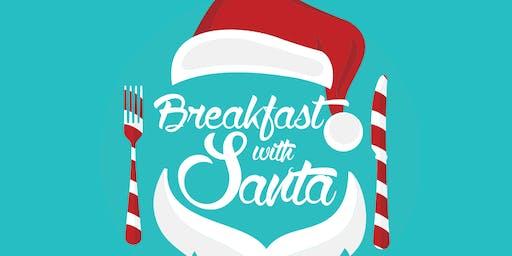 Austin Landing Breakfast with Santa