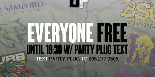 The Link Up (One Big Ass College Party)