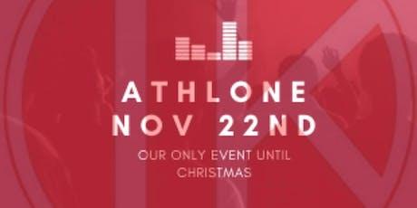 TeenKix Athlone November. tickets