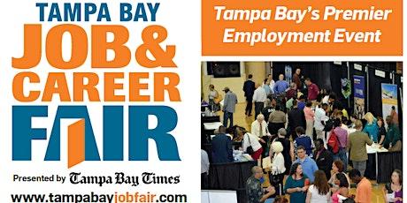 Tampa Bay Job & Career Fair tickets