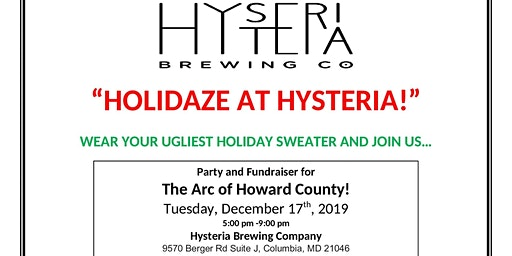 Holidaze at Hysteria