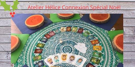 Atelier Helice Connexion 6-12 ans 21 décembre 2019 , 10h11h30