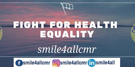 Lancement officiel des activités de SMILE4ALLCMR billets