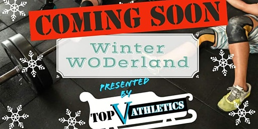 Winter WODerland Presented by Top Five Athletics