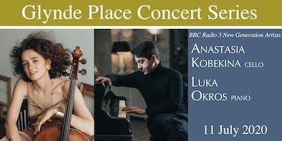 GPCS 2020 - Anastasia Kobekina (cello) with Luka Okros (piano)