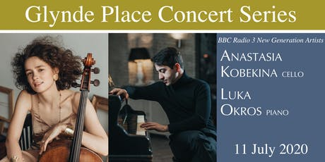 GPCS 2020 - Anastasia Kobekina (cello) with Luka Okros (piano) tickets