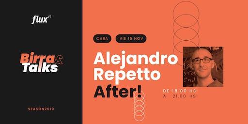 Birra & Talks - Diseño de futuros  por Alejandro Repetto.