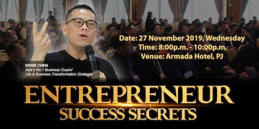 Entrepreneur Success Secrets Program