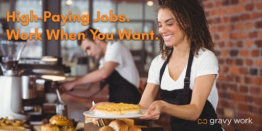 Holiday Hiring Event and Free Training