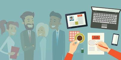 Co-Searching Aalst: workshopnamiddag voor werkzoekenden