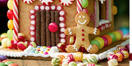Gingerbread House Decorating with Santa! tickets
