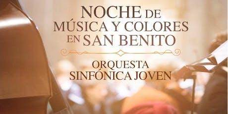 XV Ciclo San Benito Clásico - Noche de Música y Colores en San Benito entradas