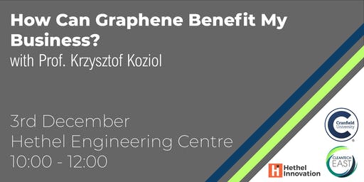 How Can Graphene Benefit My Business?