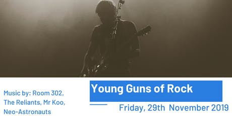 Young Guns of Rock tickets