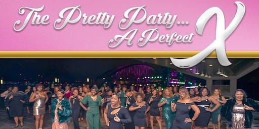 The Pretty Party...A Perfect X