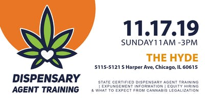 Illinois Cannabis Dispensary Agent Training