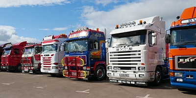 Retro Truck Show 2020