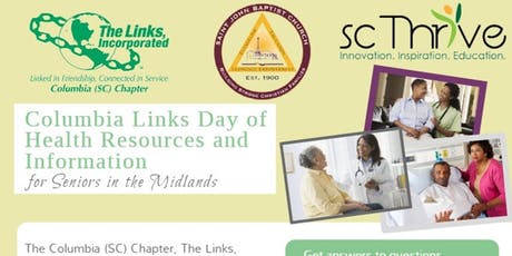 Columbia Links Day of Health Resources and Information for Seniors tickets