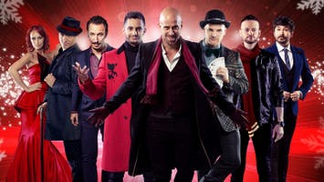 """""""The Illusionists: Magic of the Holidays"""""""
