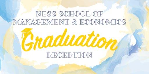 Graduation for Ness School of Management & Economics