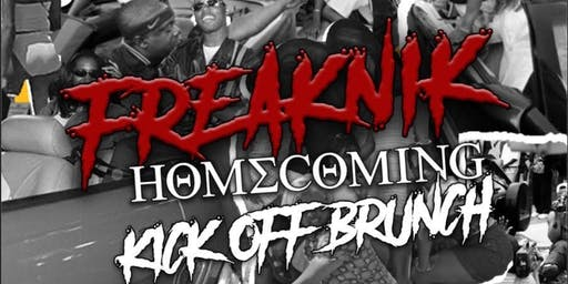 Brunch·ish: Freaknik Homecoming Kick-off