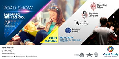 Road Show: Bate-papo sobre High School