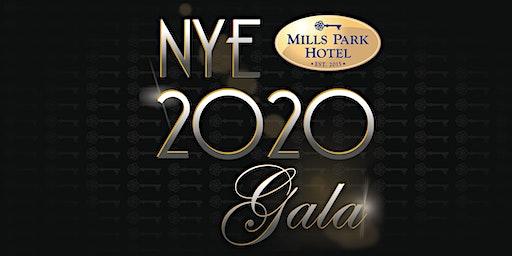 NYE Gala at Mills Park Hotel