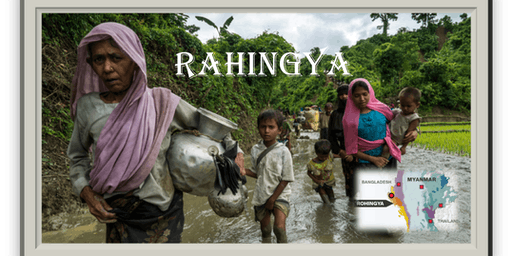 Rahingya - International Mission Night with Monica