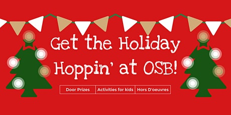 OSB's Customer Appreciation Christmas Party tickets