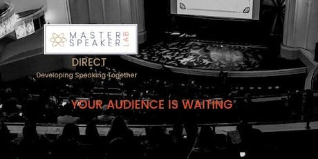 MARCH Speaking Fundamentals: 9 Steps to Win Your First 10 Seconds on the Stage tickets
