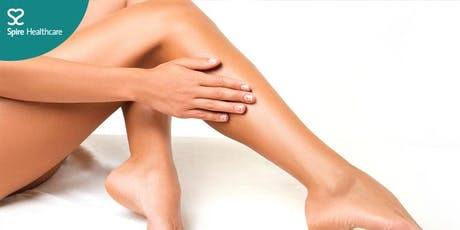 Free mini consultations evening for varicose veins with Mr Sabu Jacob tickets