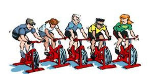 3rd Annual OUR House Spin-A-Thon