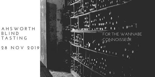 Blind Wine Tasting Fundraiser 2019