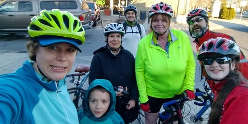 2019 Opt Outside Ride & Opt to Act
