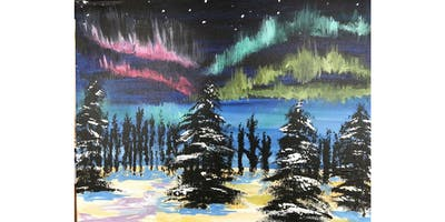 Aurora Borealis, Friday, December 13th, 7pm, $30