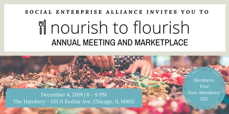 SEA Chicago Annual Meeting & Marketplace tickets
