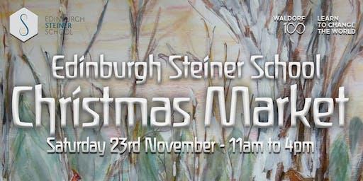 Christmas Market -  Edinburgh Steiner School