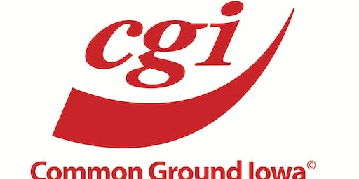 Common Ground Iowa (CGI) Annual Meeting