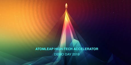 Demo Day AtomLeap High-Tech Accelerator 2019 tickets